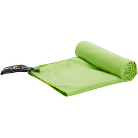 Sea to Summit Drylite Towel Antibacterial M lime